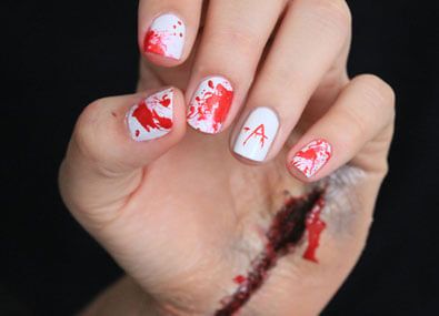 Pretty-Little-Liars-Nail-Art