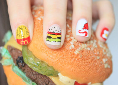 Greedy-Nail-Art